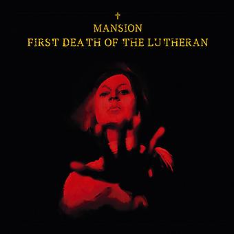 Mansion - First Death of the Lutheran [CD] USA import