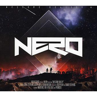 Nero - Welcome Reality + [CD] USA import
