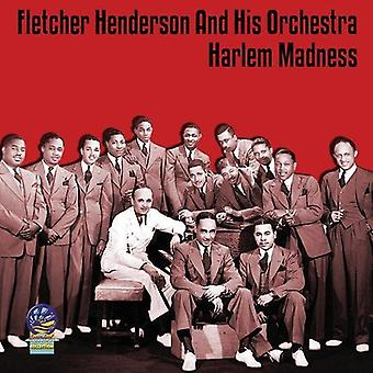 Fletcher Henderson & His Orchestra - Harlem Madness [CD] USA import