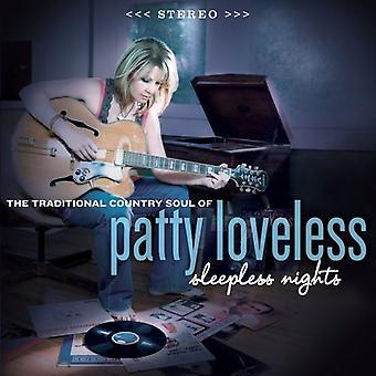 Patty Loveless - Sleepless Nights [CD] USA import