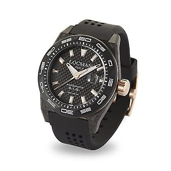 Locman - Wristwatch - Men - STEALTH 300MT - 0216V4-CBCB5N0S2K