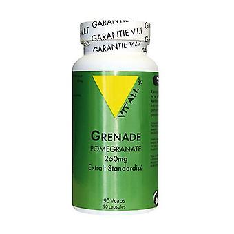 Granaatappel 260mg Gestandaardiseerd extract 90 tabletten