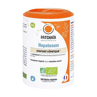Hepatosum 100 vegetable capsules