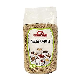 Mix of 3 rices 500 g