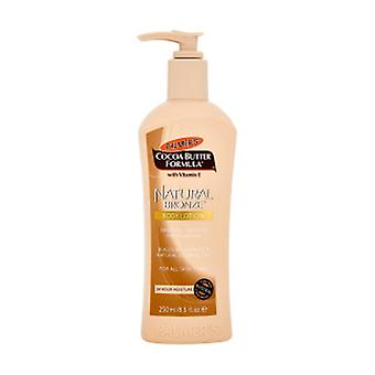 Palmers cbf nat bronze lotion 250 ml
