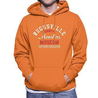 Ruggsville County Men's Hooded Sweatshirt