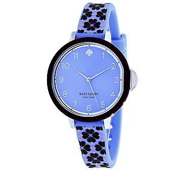 150, Kate Spade Femmes 's KSW1568 Quartz Blue Watch