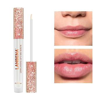 Nutritiva Lip Care Serum Hidratant Anti Rid Lip Plumping Serum Creșterea