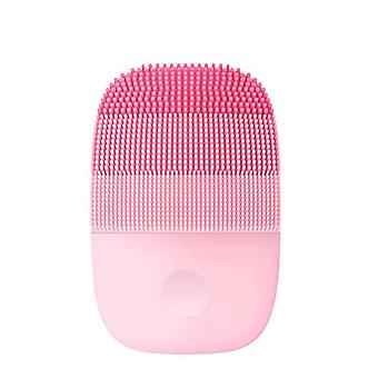 Ultrasonic Smart Electric Facial Cleaning Brush - Rechargeable