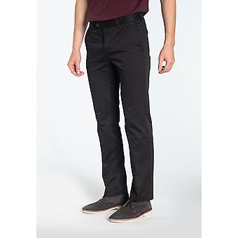 Pantalon Chino Winston Black Sta Press