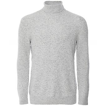 Barbour Wool Cotton Roll Neck Jumper