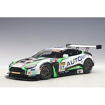 Aston Martin V12 Vantage (Bathurst 12 Hr Endurance Race 2015) Composite Model Car