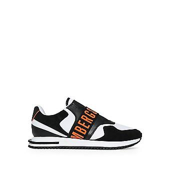 Bikkembergs - Shoes - Sneakers - HALED_B4BKM0053_103 - Men - black,white - EU 44