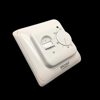 220v 16a Manual Thermostat Controller For Warm Floor Heating System