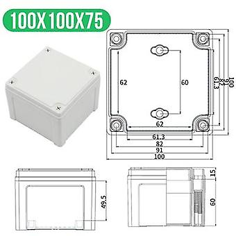 Ag Series Ip67 Waterproof, Electrical Junction Box, Rohs Enclosure Case
