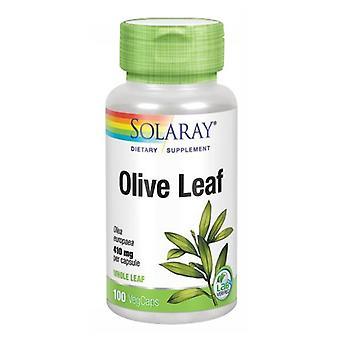 Solaray Oliwa, 410 mg, 100 Czapki