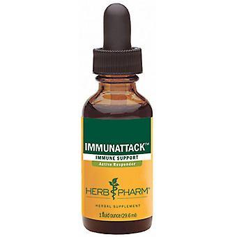Herb Pharm Immunattack Compound, 1 OZ