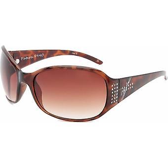 Bloc Eyewear Shiny Tort Sunglasses