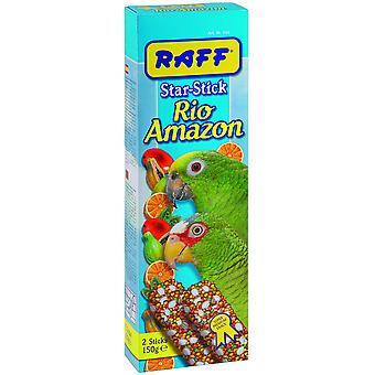 Raff Stick Rio Amazon Pap-Parrot (Birds , Bird Treats)