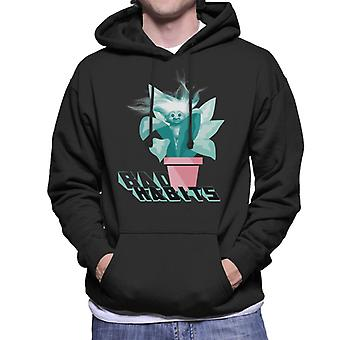 Trolls Bad Habits Men's Hooded Sweatshirt