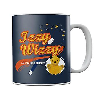 Sooty Izzy Wizzy Lets Get Busy Magic Star Trick Becher