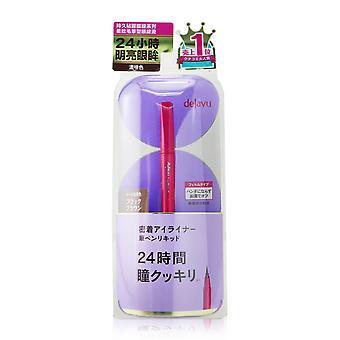 Lasting fine liquid eyeliner black brown (e3) 256863 -