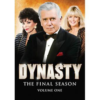 Dynasty: The Final Season-Vol 1 [DVD] USA import