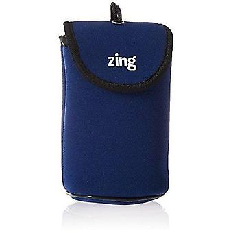 Zing 563-303 large camera pouch (blue)