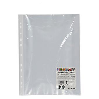 Covers A4 Plastic (1 x 30 x 23,5 cm) (15 Pieces)