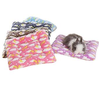Small Animal Sleeping Bed Mats In Winter Warm - House Use