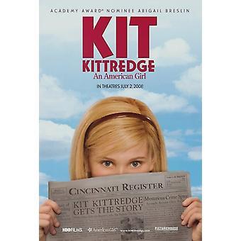 Kit Kittredge ein amerikanisches Mädchen Movie Poster (11 x 17)