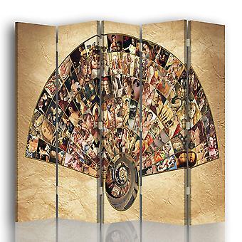 Paravent - Cloison avec Impression recto / verso Renaissance - Maria Rita Minelli