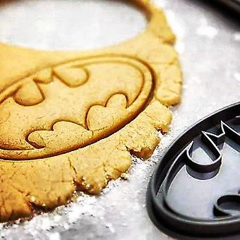 Batman Logo Cookie Cutter Stamp