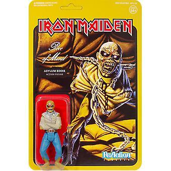 Iron Maiden Reaction - Piece Of Mind (Album Art) USA import