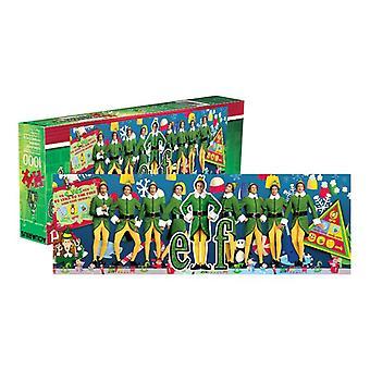 Elf 1,000 pc slim puzzle