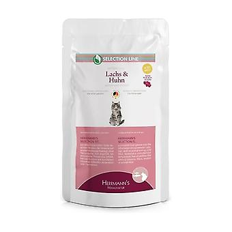 Cat Food Salmon with Chicken 100 g