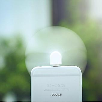 Mini Apple Iphone Linghtning Fan