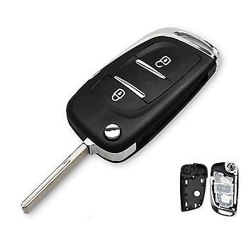 Remote Car Key Shell Case