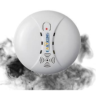 Bezdrôtový požiarny poplachový senzor detektora dymu