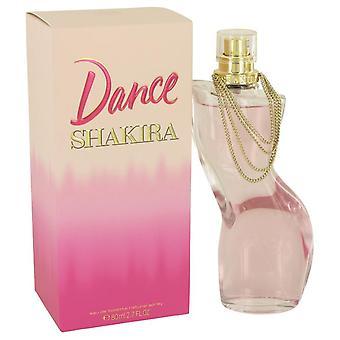 Shakira Dance Eau De Toilette Spray By Shakira 2.7 oz Eau De Toilette Spray