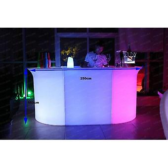 Luminous Led Bar Counter