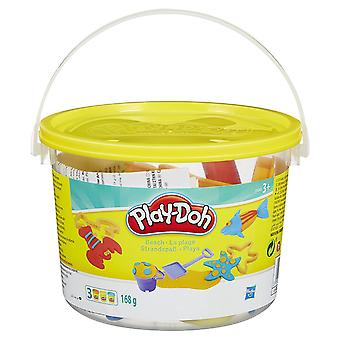 Play-Doh Mini plaży tworzenia wiadro