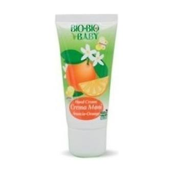 Organic Orange Hand Cream 40 ml