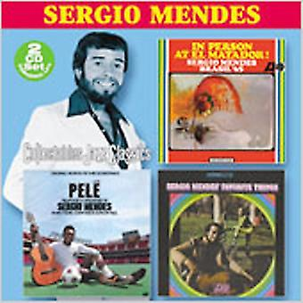 Sergio Mendes - In Person/Favorite Things/Pele [CD] USA import