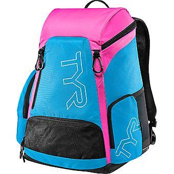 TYR aliança Team® mochila - 30 L - azul/rosa