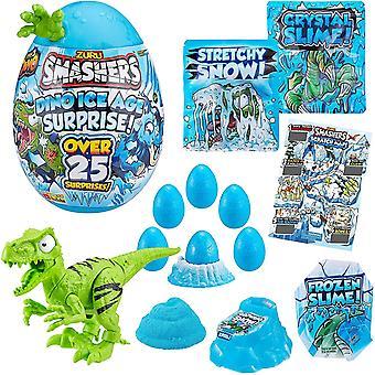 Smashers - Dino Ice Age Egg Surprise Series 4 - Raptor