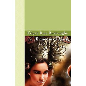 Princess of Mars by Edgar Rice Burroughs - 9781605123240 Book
