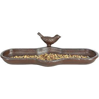 Esschert Design Bird Potions Brown Cast Iron BR25