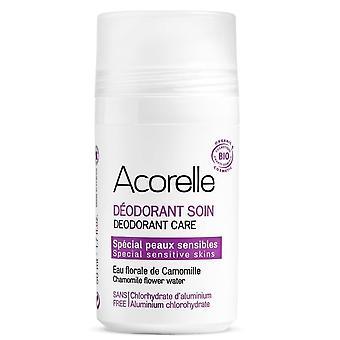 Acorelle Déodorant Peaux Sensibles 50 ml