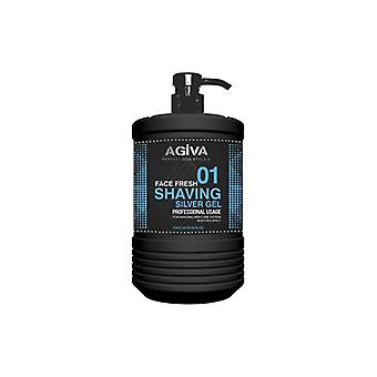 Agiva Gel de Afeitar 1000 ml